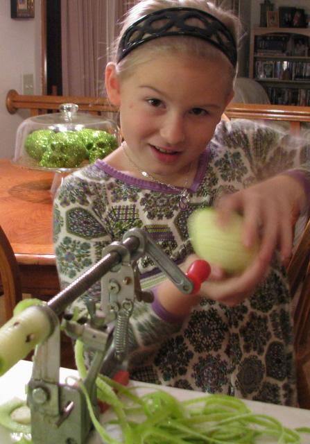 Apple pie 4 tp