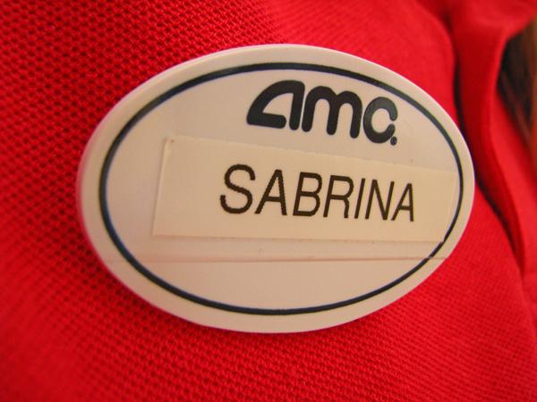 Sabrina job