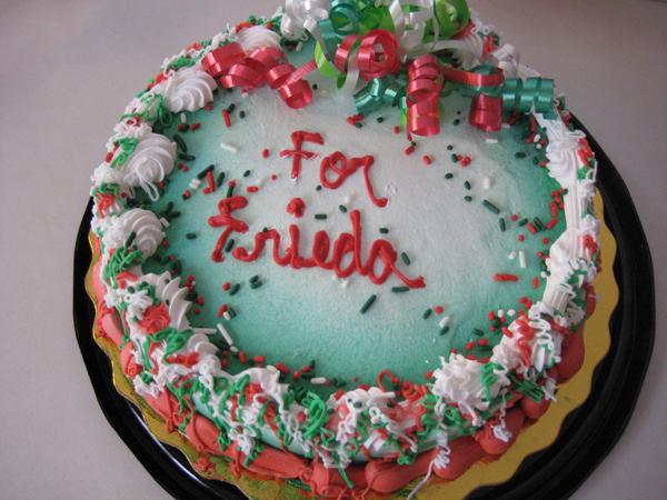 Cake tp