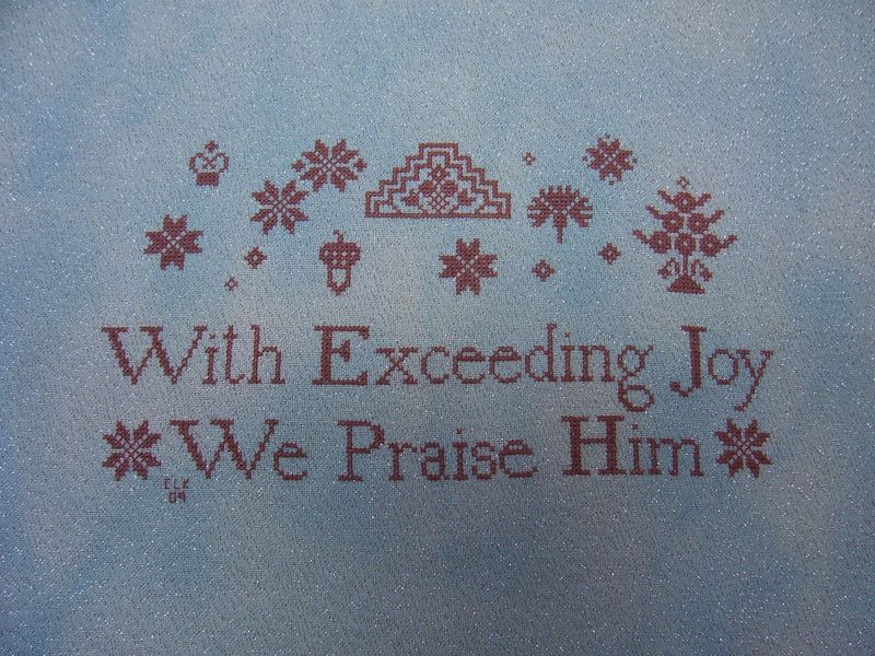 With Exceeding Joy - 12-27-09