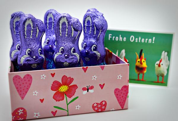 Easter tp 1