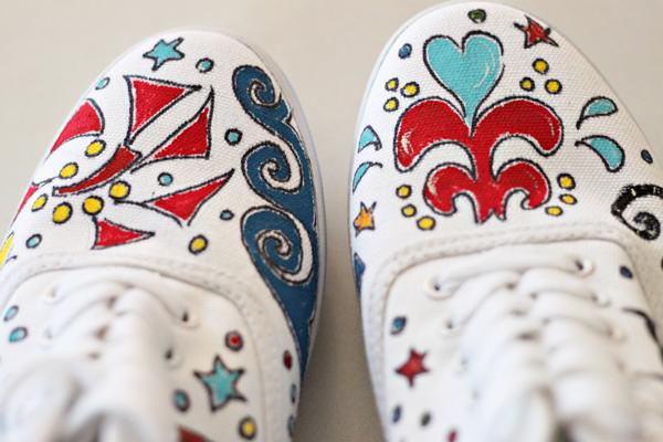 Shoes tp 1
