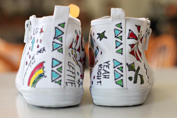 Shoes tp 4