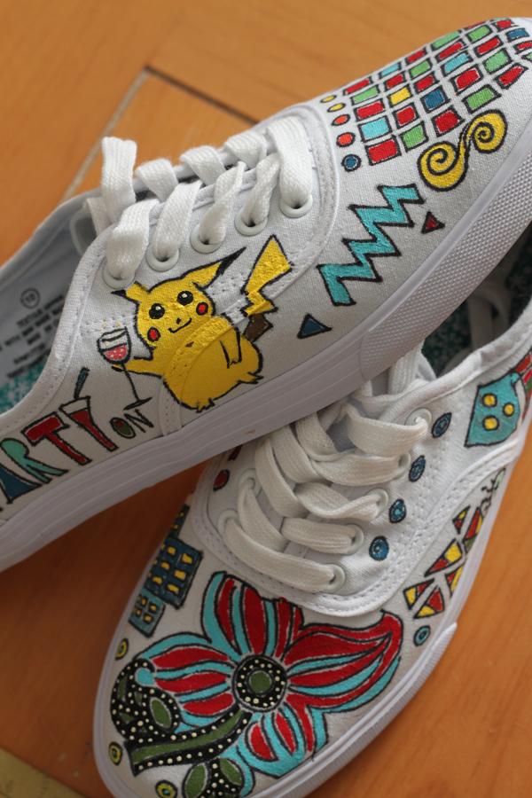 Bre shoes tp 2
