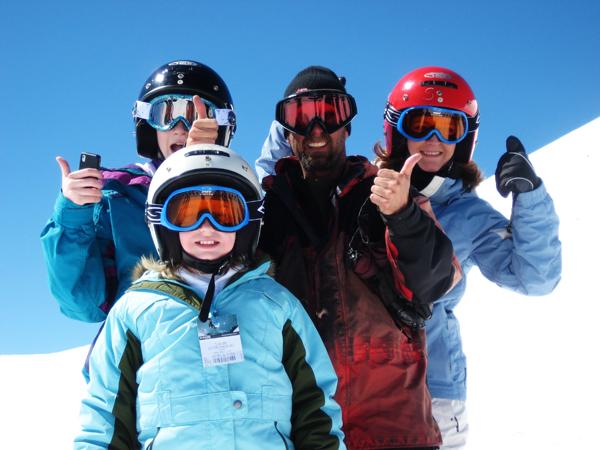 Ski tp 35