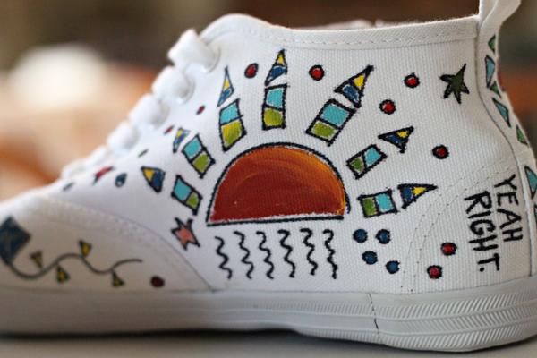 Shoes tp 2