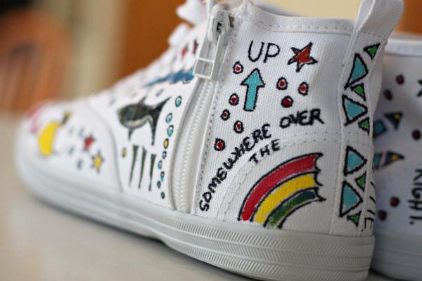 Shoes tp 3