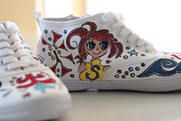 Shoes tp 5