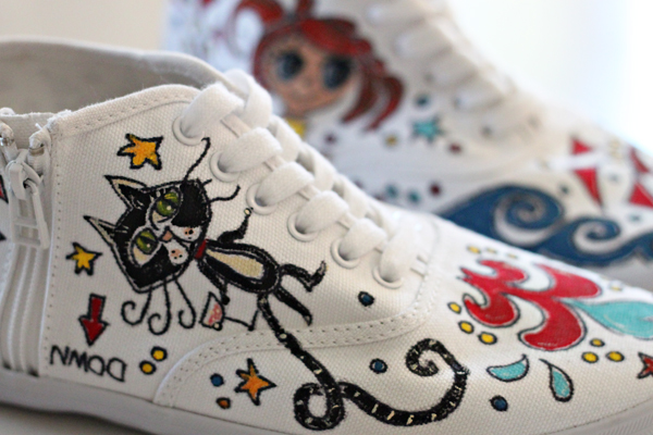 Shoes tp 6