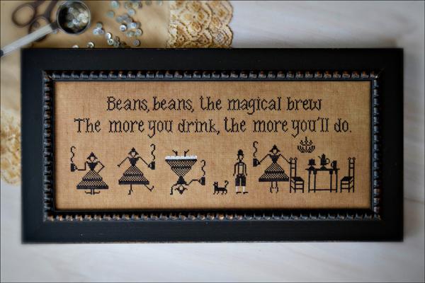 Beans, Beans MODEL tp