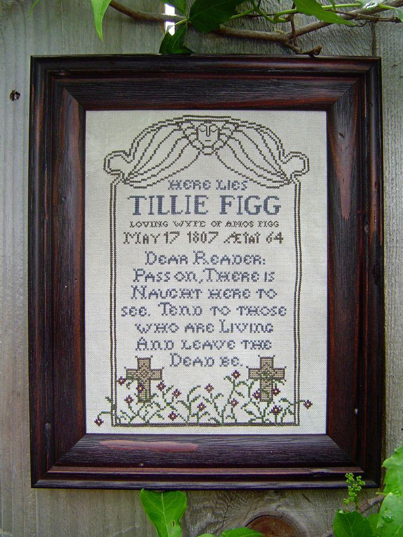 Tillie Figg