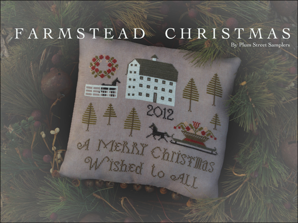 Farmstead Christmas tp