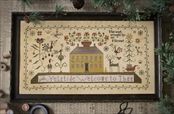 A Yuletide Welcome TP