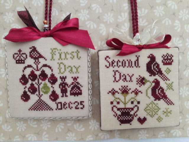 JCS ornaments