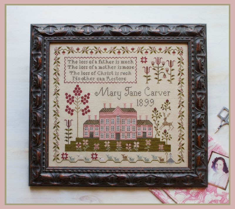 Pink House Sampler Preview email