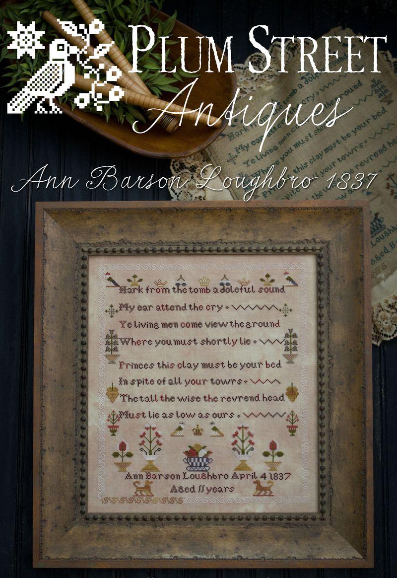 Ann Barson Loughbro preview
