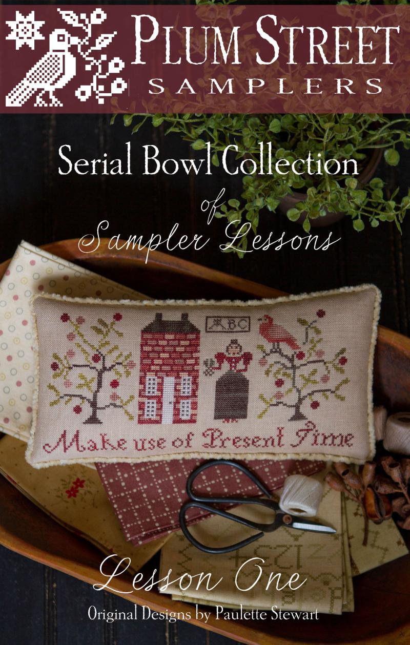 Sampler Lesson One COVER