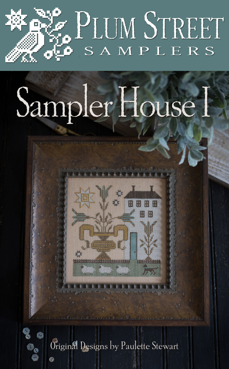 Sampler House I COVER