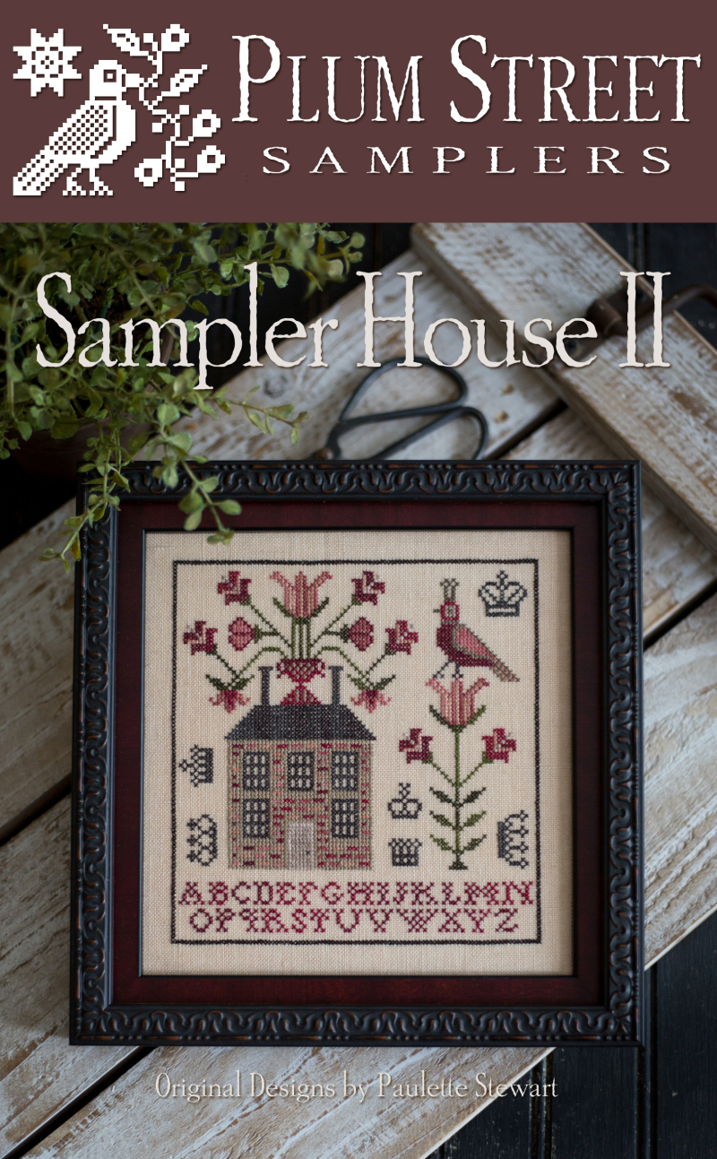 Sampler House II COVER