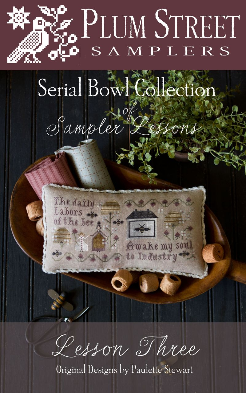 Sampler Lesson 3 Cover Photo