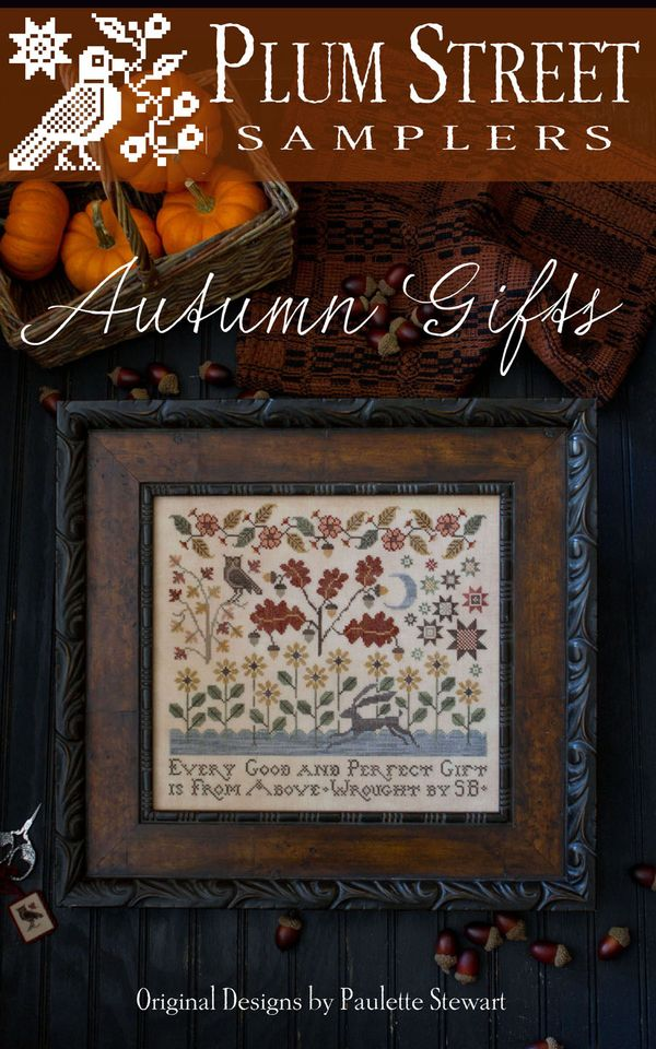 Plum Street Samplers New Releases For Fall