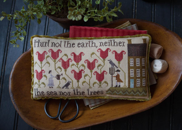 Hurt Not the Earth tp