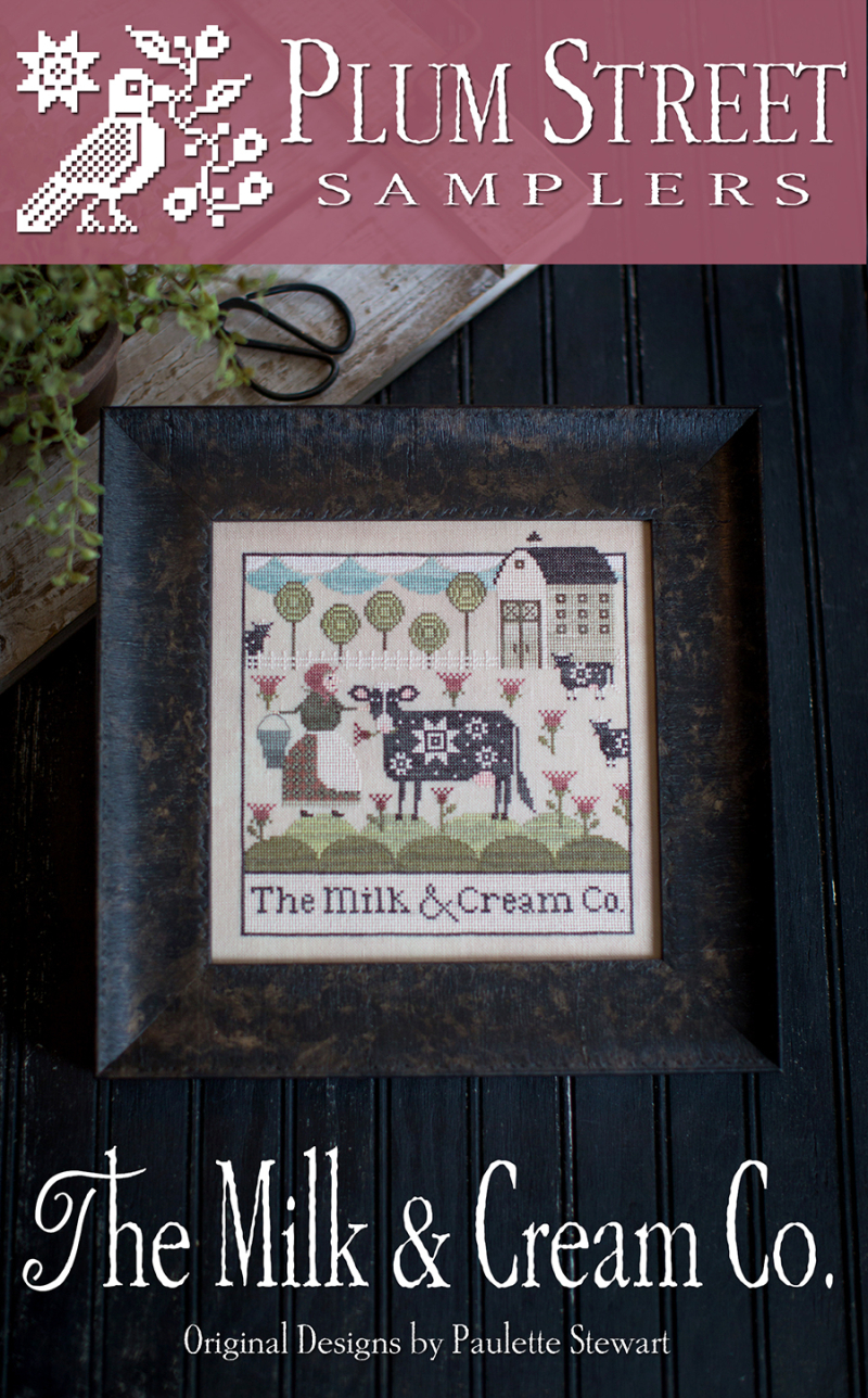 Milk and Cream Co Cover tp