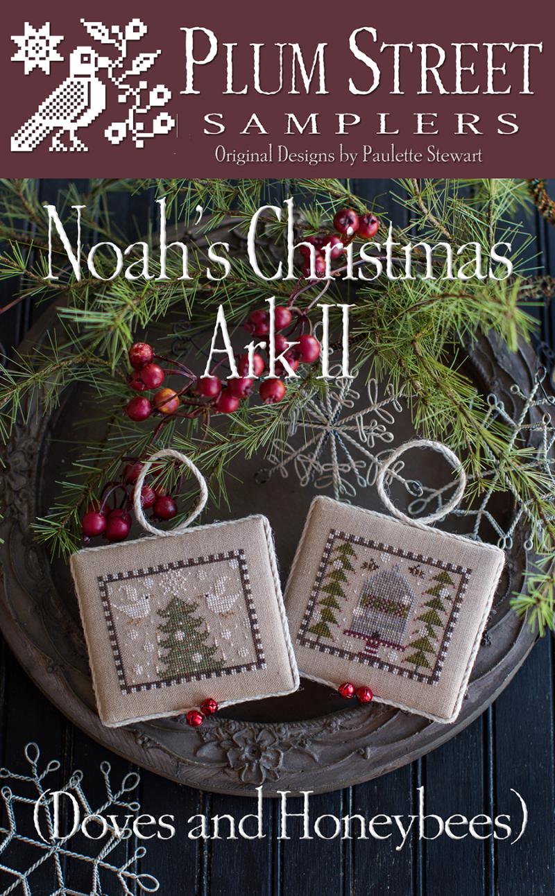 Noah's Christmas Ark II Cover tp