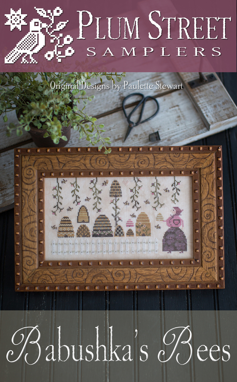 Babushka's Bees Cover tp